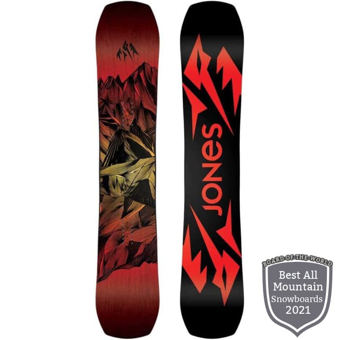 Jones Mountain Twin