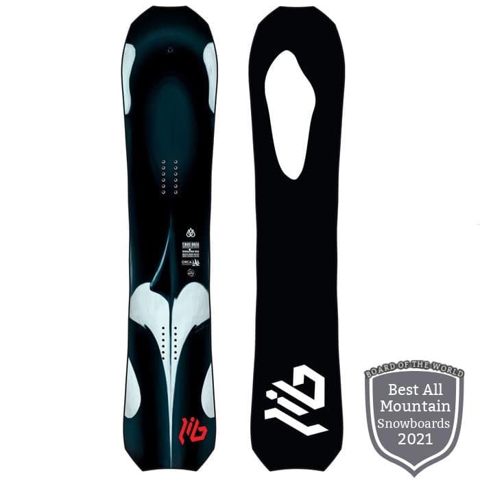 Lib Tech T.Rice Orca Snowboard 2021