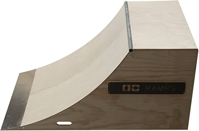 OC Ramps 3 Foot Quarter Pipe