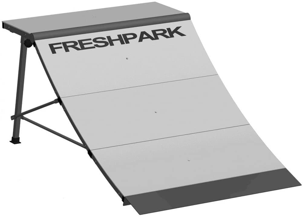 Freshpark 3 Foot Foldable Quarter Pipe