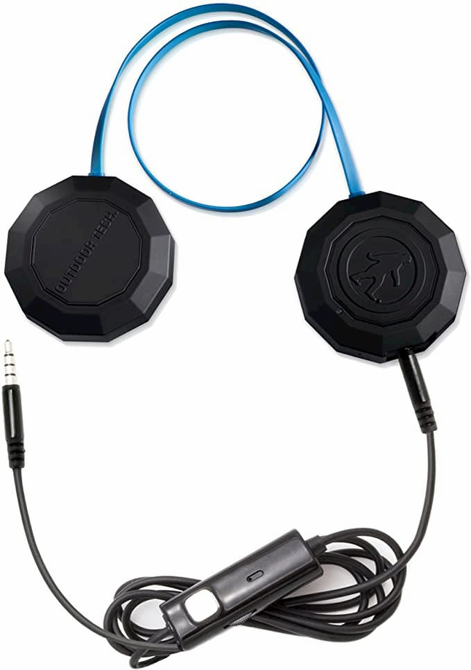 Snowboard headphones for their Helment (Audio Chips)