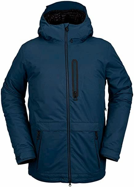 A new snowboard jacket