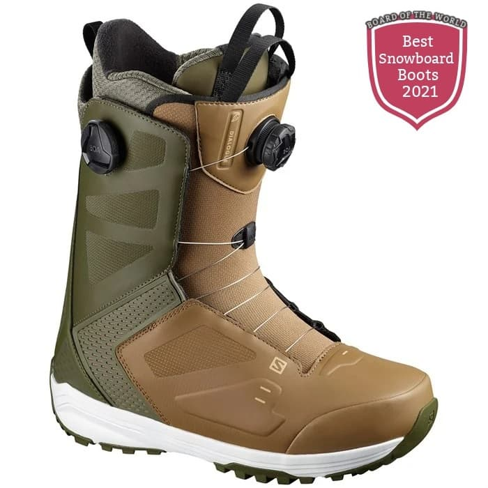 Salomon Dialogue Focus BOA 2021 Snowboard Boots