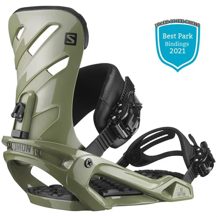 Salomon Rhythm Snowboard Bindings 2021