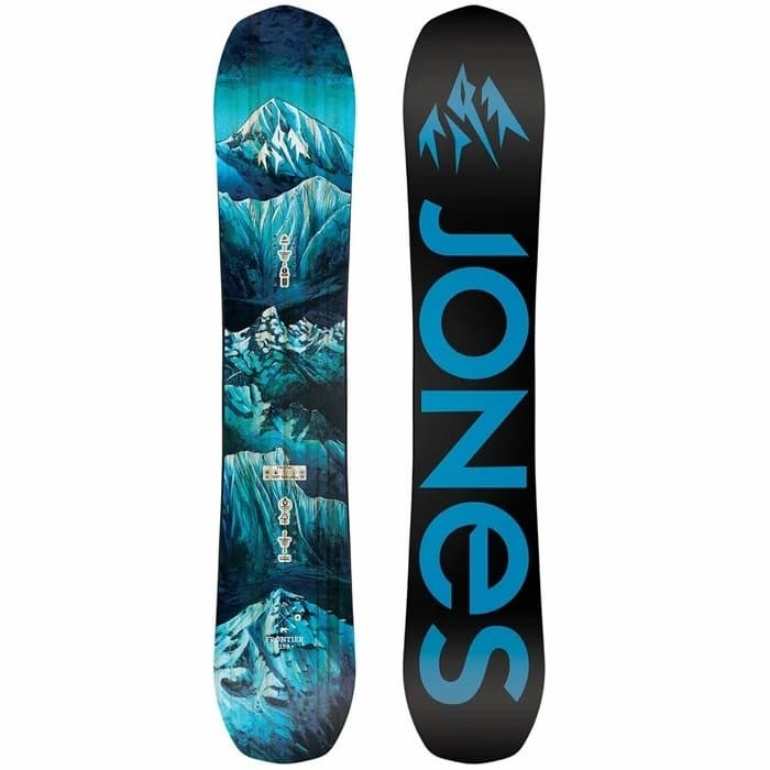 Jones Frontier Snowboard 2020 Version