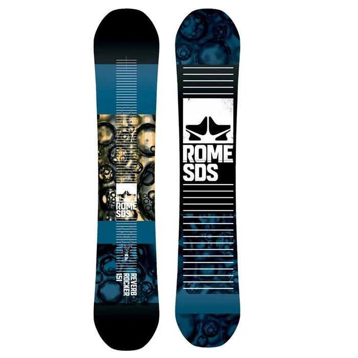 Rome Reverb Rocker SE Snowboard 2019