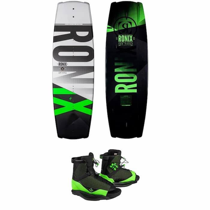 Ronix Vault 2021 Board With District Bindings