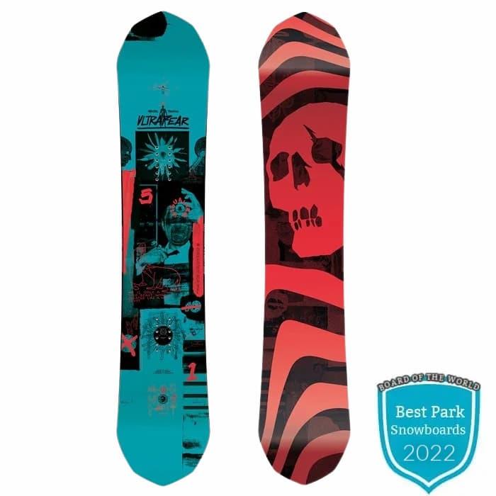 Capita Ultrafear Park Snowboards