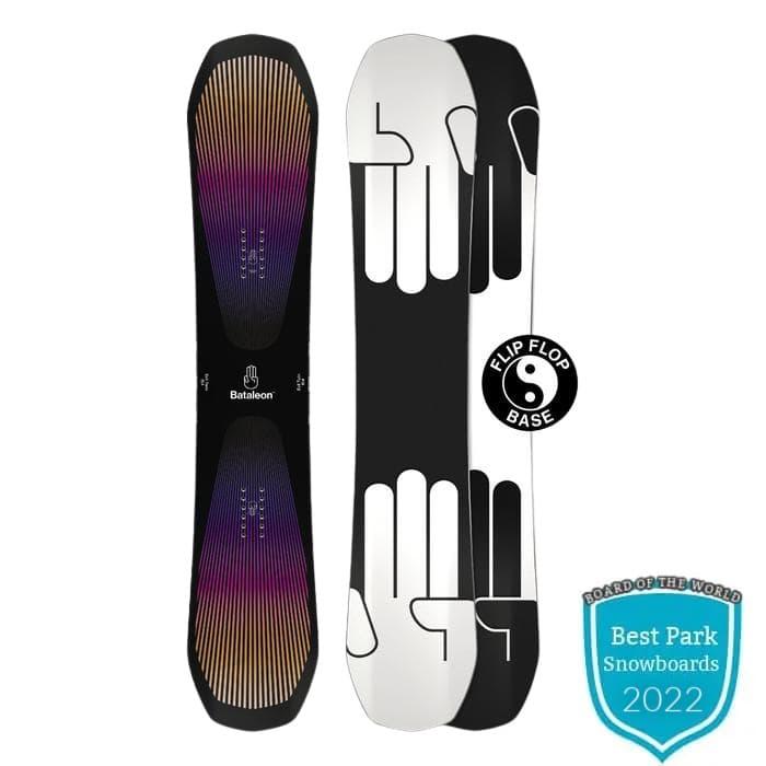 Bataleon Evil Twin 2022 Park Snowboards