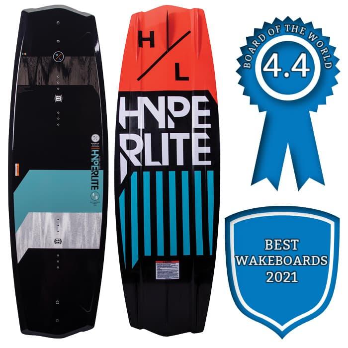 Hyperlite State 2.0 Wakeboard Best Wakeboards Award 2021