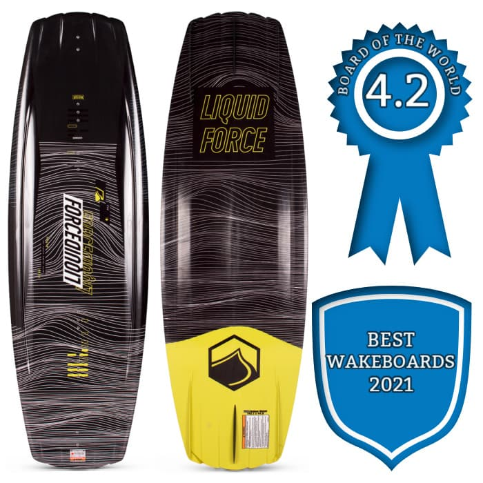 Liquid Force Classic Best Wakeboards Award 2021
