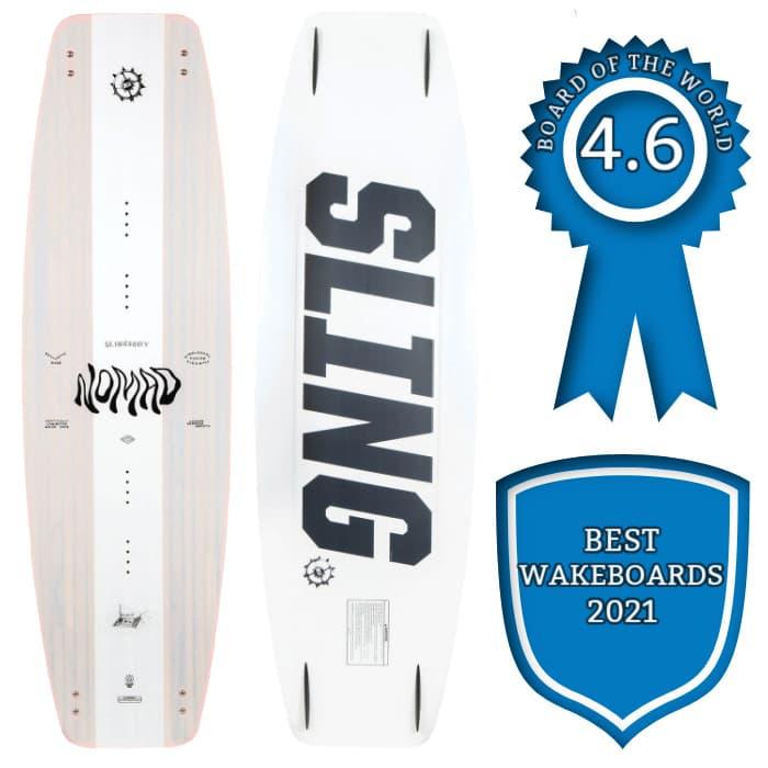 Slingshot Sports Nomad Wakeboard