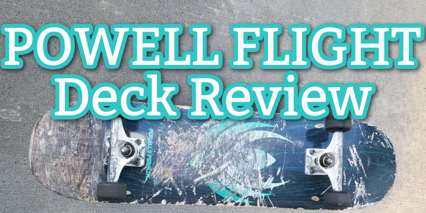 Powell Flight Deck