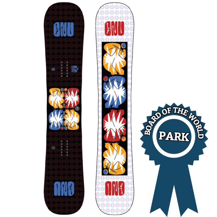 GNU Headspace Park Snowboards 2022