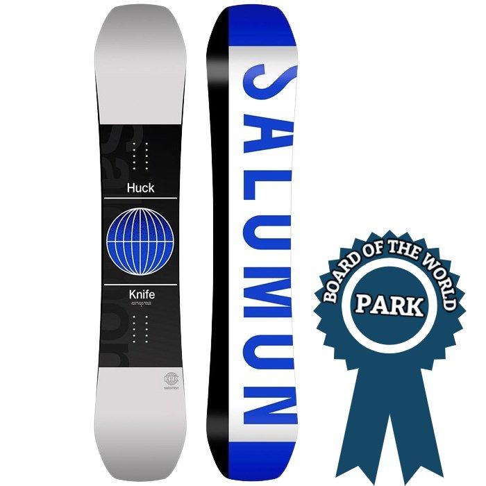 Solomon Huck Knife Park Snowboards