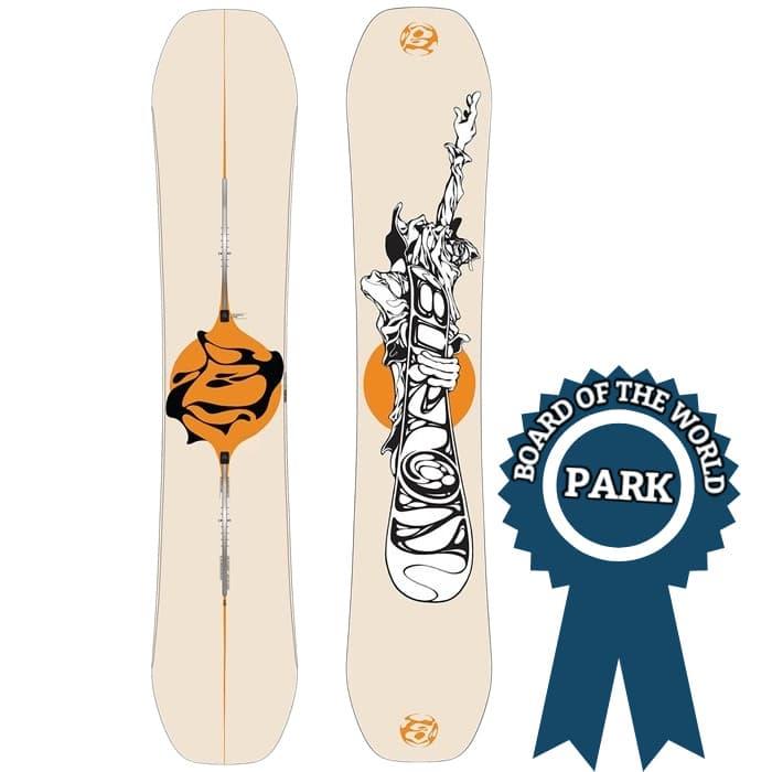 Burton Free Thinker Park Snowboards