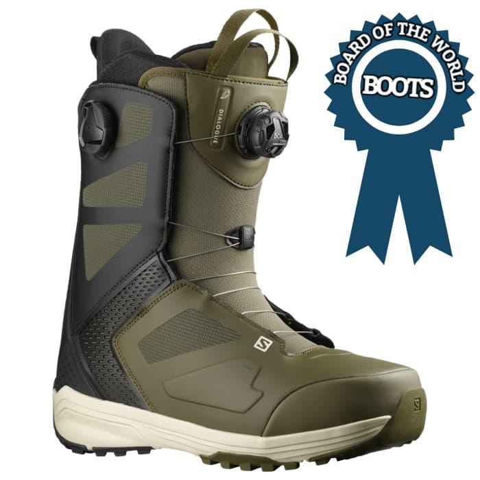 Salomon Dialogue Dual BOA 2021 Snowboard Boots